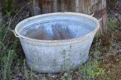 Sinkki 60 litran pesusoikki