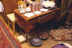 Biedermaier kirjoituspöytä