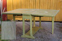 1800 luvun klaffipöytä