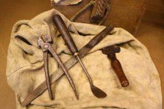 Laivasuutarin työkaluja