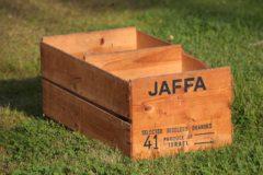 Jaffa puulaatikko