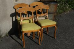 Talonpoikais biedermayer tuolit