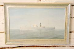 Öljymaalaus Arabia, K. Kuusisto, Rauma