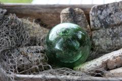 Norjalainen lasinen verkonmerkki