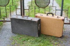 Vanhat matkalaukut