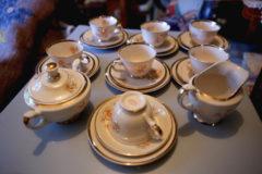 Arabia Myrna kahviastisasto