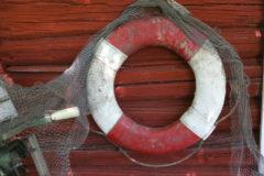 Vanha pelastusrengas