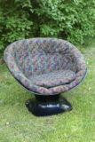 1960-luvun musta tuoli