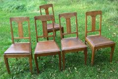 Tammiset  jugend tuolit